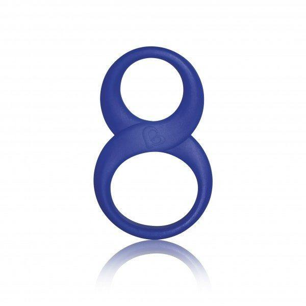 8ball 1 600x600 - Rocks Off 8 Ball Cock Ring Blue