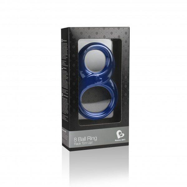 8ball 3 600x600 - Rocks Off 8 Ball Cock Ring Blue