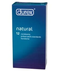 Natural & Regular Condoms