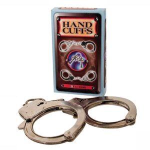 n0612 metal hand cuffs 1333 1 5 300x300 - Starter Metal Handcuffs