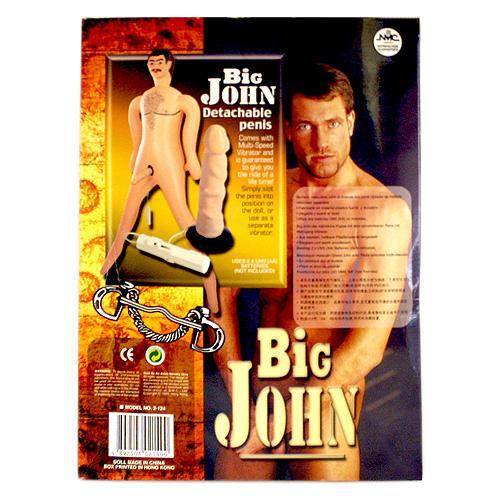 Big John Vibrating