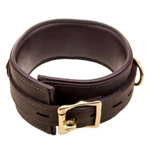 n10096 bound collar 2 1 2 - BOUND Nubuck Leather Collar