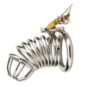 n10350 impound spiral male chastity device 1 5 300x300 - Impound Spiral Male Chastity Device