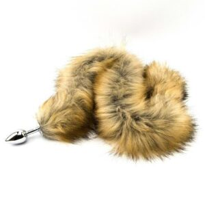 n10424 furry fantasy red fox tail 1 1 2 300x300 - Furry Fantasy Red Fox Tail Butt Plug