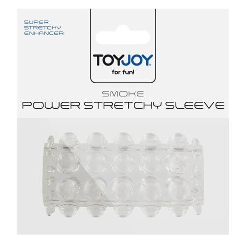 n10429 toy joy power stretchy sleeve 2 1 2 - Toy Joy Power Stretchy Penis Sleeve