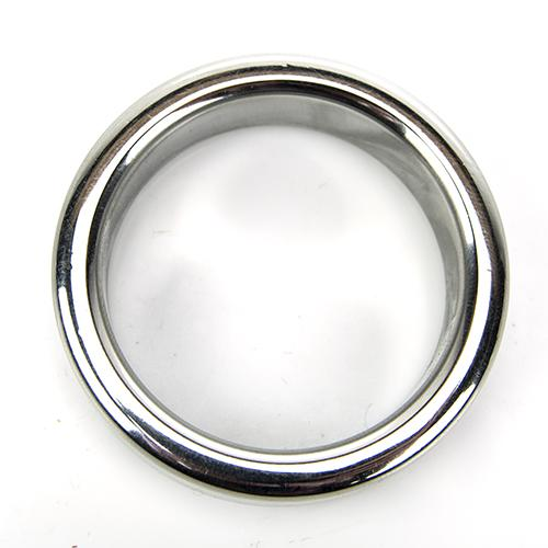 n10463 bound to please metal cock and ball ring 50mm 4 2 - Bound to Please Metal Cock and Ball Ring - 50mm