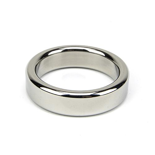 n10463 bound to please metal cock and ball ring 50mm 5 - Bound to Please Metal Cock and Ball Ring - 50mm