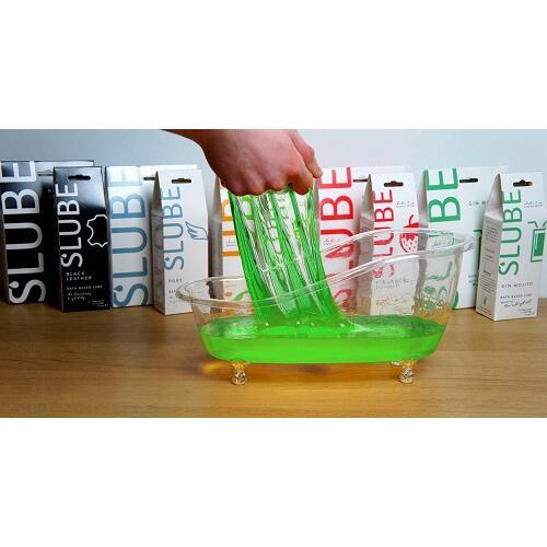 n10688 slube mojito 2 1 - Slube Gin Mojito Water Based Bath Gel 500g