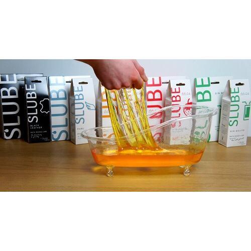 n10690 slube pina colada 1 1 1 - Slube Pina Colada Water Based Bath Gel 250g