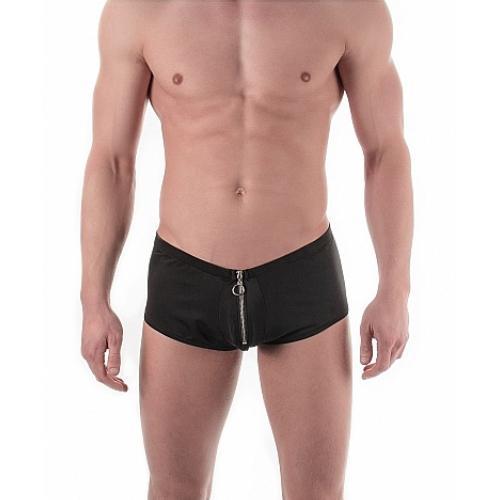 n10735 goodfellas men s boxer with zip front 3 1 - Goodfellas Men`s Boxer with Zip Front