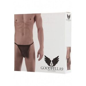 n10736 goodfellas men s mesh brief 01 3 1 300x300 - Goodfellas Men`s Mesh G-String