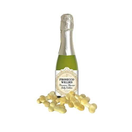n10832 prosecco willies 1 1 - Prosecco Flavoured Jelly Willlies