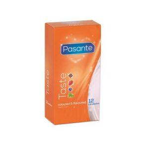 n4550 pasante taste flavours 12pack 3 300x300 - Pasante Flavours Condoms-12 pack