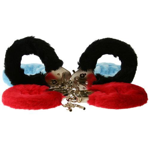 n4587 furry fun cuffs 1 2 - Furry Fun Cuffs