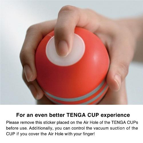 n5048 all airhole 5 - TENGA Deep Throat Original Vacuum Cup