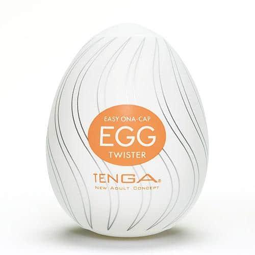 n6104 tenga twister egg 6 - TENGA Twister Egg Shaped Male Masturbator