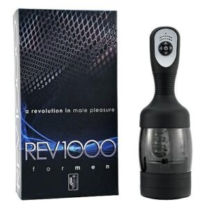 n7755 rev1000 rotating male masturbator 1 1 2 300x300 - REV1000 Rotating Male Masturbator