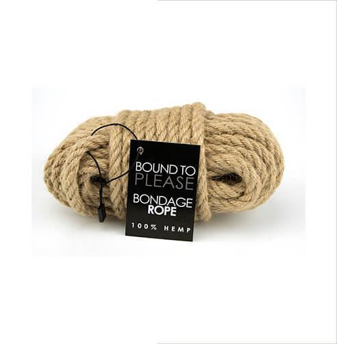 n8391 bound to please bondage rope hemp 2 4 - Bound to Please Bondage Rope Hemp
