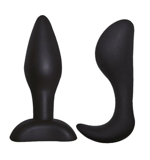 n8481 dominant submissive silicone butt plugs 2 5 - Dominant Submissive Silicone Butt Plugs