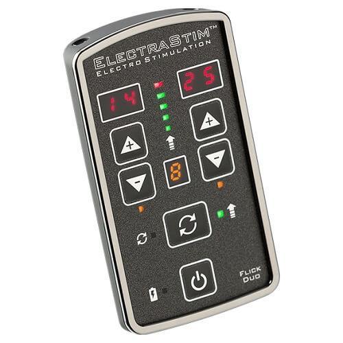 n8738 electrastim flick duo stimulator pack 1 2 2 - ElectraStim Flick Duo Stimulator Multi-Pack