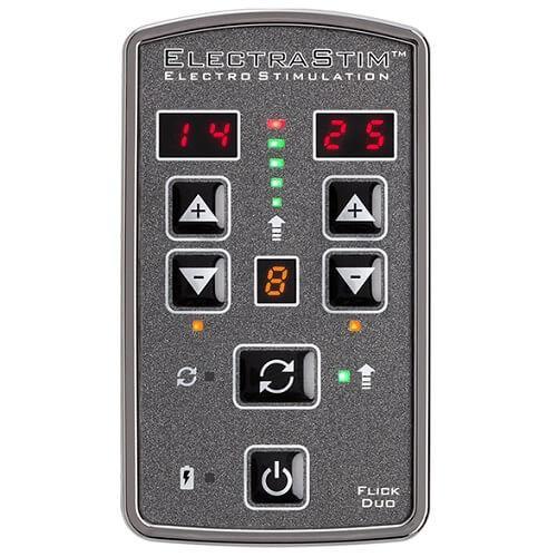n8738 electrastim flick duo stimulator pack 3 2 2 - ElectraStim Flick Duo Stimulator Multi-Pack