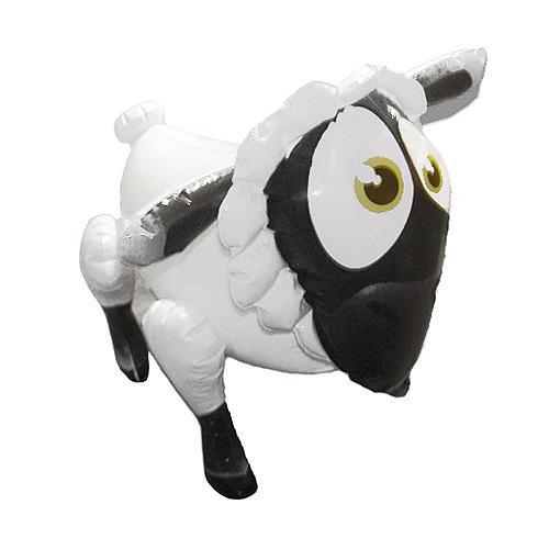 n8856 lady bah bah inflatable sheep 1 4 - Lady Bah Bah Inflatable Sheep