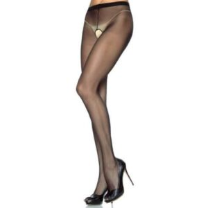 n9266 leg avenue plus size crotchless sheer pantyhose 1 5 300x300 - Leg Avenue Plus Size Crotchless Sheer Pantyhose