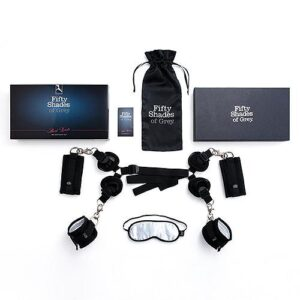n9556 fsog hard limits bed restraint kit 2 2 300x300 - Fifty Shades of Grey Hard Limits Bed Restraint Kit