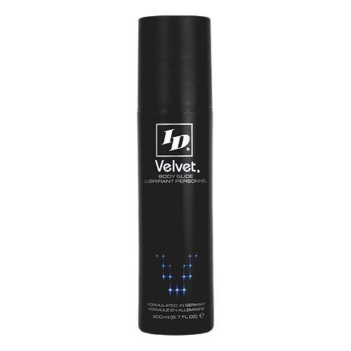 ns5939 id velvet lubricant 2 - ID Velvet Silicone Based Lubricant-50ml
