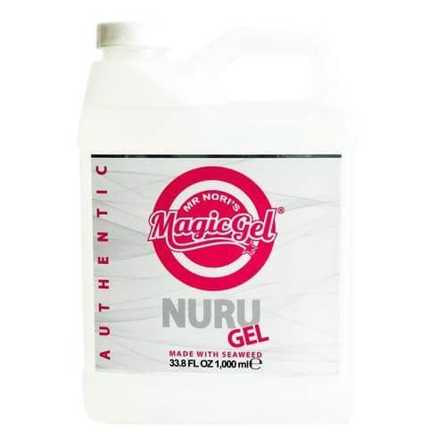 ns6539 nori magic gel authentic 33ml 1 2 - Mr Nori`s Magic Gel Authentic Nuru Massage Gel-33oz