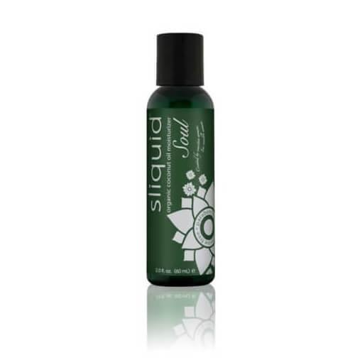 ns7013 sliquid soul organic coconut oil moisturiser 59ml 1 3 - Sliquid Soul Organic Coconut Oil Moisturiser-59ml