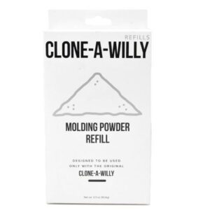 n10948 clone a willy molding powder refil 300x300 - Clone A Willy Molding Powder Refill bag