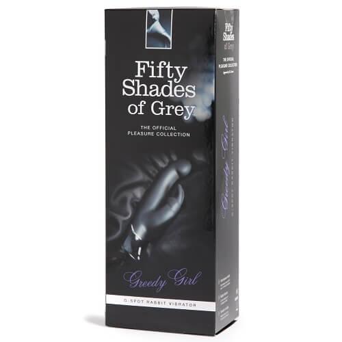 n9701 fsog greedy girl rechargeable gspot rabbit vibrator 6 - Fifty Shades of Grey Greedy Girl Rechargeable G-Spot Rabbit Vibrator