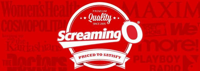 Screaming O - Screaming O - Full Range Available