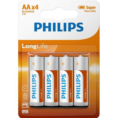 n1009 aa size batteries 1 - 4 Pack AA Size Batteries