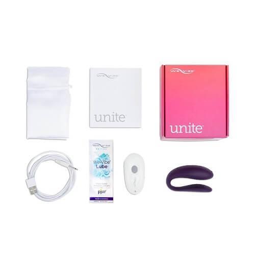 n11079 we vibe unite purple 8 - We-Vibe Unite Remote Controlled Clitoral Vibrator