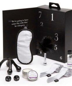 Fifty Shades of Grey Pleasure Overload Sweet Sensations Kit