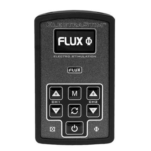 ElectraStim FLUX Dual Channel Electrosex Stimulator