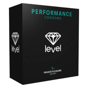 Level Performance Condoms 5 Pack