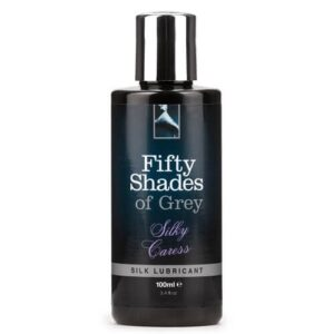Fifty Shades of Grey Silky Caress Lubricant 100ml