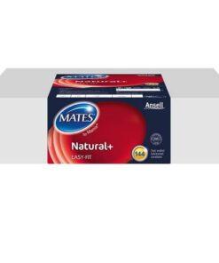 Mates Condoms - 144 Clinic Pack