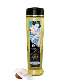 Shunga Massage Oil Adorable Coconut Thrills 240ml