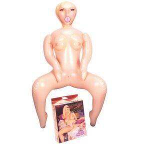 Jezebel Ryding Doll