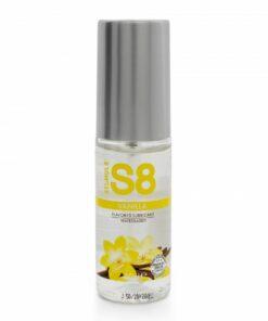 S8 Vanilla Flavoured Lube 50ml