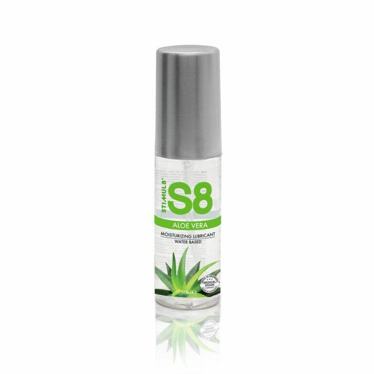 S8 Water Based Aloe Vera Lube 50Ml
