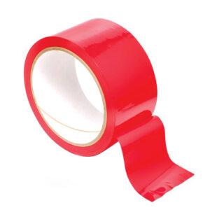 Bondage Tape Red