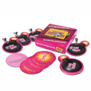 Secret Missions - Girlie Nights Game