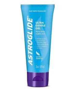 Astroglide Sensitive Skin Gel 3oz Lubricant